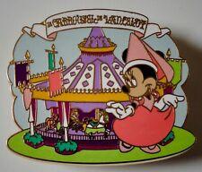 Disney DLRP Minnie Carrousel of Lancelot Pin