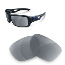 Polarized Replacement Lenses for oakley  eyepach 2 grey color