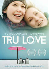 Tru Love DVD Brand New Lesbian Movie Gay Authentic