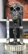 Skull Pen Holder - Artist Proof