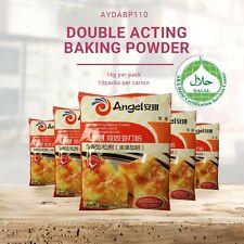 Angel Double Acting Baking Powder1kg Pantry (HALAL) Agent effect foaming BEST!