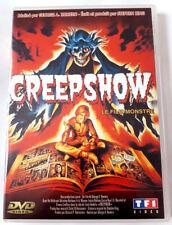 CREEPSHOW - George A. ROMERO - dvd ZONE 2 Très bon état
