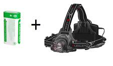 LED LENSER H14R.2 LED Stirnlampe Kopflampe 1000 Lumen + Ersatzakku Angeln Outdor