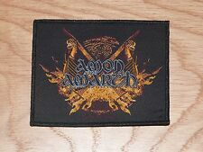 AMON AMARTH - VIKING HORDE (NEW) SEW ON PATCH OFFICIAL BAND MERCH