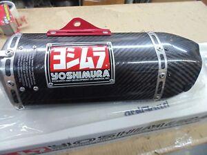 Yoshimura Slip-On Signature Series Muffler RS-9 Honda MSX125 Grom 12120EH220