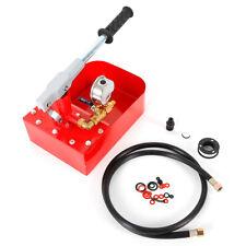 Hand Hydraulic Pressure Test Pump 7mpa Hydrostatic Test For Pipeline Pressure Us