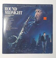 Round Midnight sndtrck Herbie Hancock, Baker, Shorter LP Record Columbia C40464