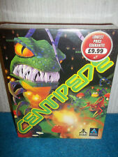 CENTIPEDE GAME - ATARI / HASBRO - PC VERSION, WIN 95/98 - NEW AND SEALED BIG BOX