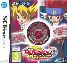 BEYBLADE METAL FUSION CYBER PEGASUS  + TOUPIE   pour DS 4012927083895 v08