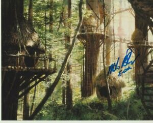 """Michael Henbury In Person signed 10"""" x 8"""" photograph - Star Wars - P281"""