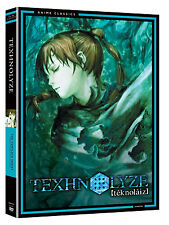 Texhnolyze: Complete Box Set (Classic) New Anime DVD Complete series collection