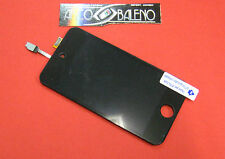 PR1: DISPLAY LCD +VETRO TOUCH SCREEN PER APPLE IPOD TOUCH 4°RETINA NUOVO Nero
