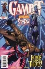 Gambit #2 Near Mint 1999 Adam Kubert Variant Cover
