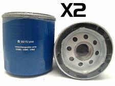2X Oil Filter Suit Z418 HOLDEN LEXUS TOYOTA Avalon Camry Hiace Hilux Landcruiser