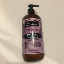 Renpure Cleansing Conditioner with Pump Lavender 16 Ounce Sulfate-Free Non-Foam