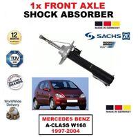 Per Mercedes Benz Classe A W168 1997-2004 1x Sachs Asse Anteriore Shock Absorber