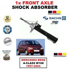 FOR MERCEDES BENZ A-CLASS W168 1997-2004 1x SACHS FRONT AXLE SHOCK ABSORBER