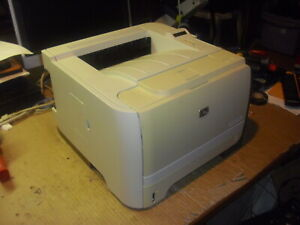 HP Laserjet 2055dn Workgroup Laser Printer, 29,511 Page Count CE459A