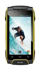Cellulari e smartphone giallo con 16 GB di memoria