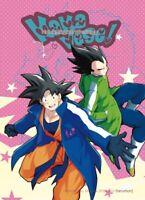 Dragon Ball yaoi Doujinshi Kakarot X Vegeta (B5 132pages) herumon etc. kakavege