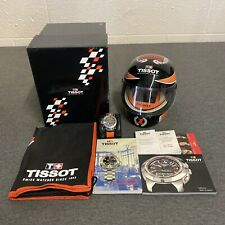 TISSOT Moto GP 2007 Nicky Hayden Limited Quartz Chronograph