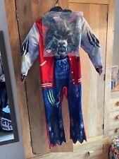 Werewolf  Halloween Costume Boys 7-8 Years,F&F,BNWT