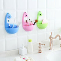 Dinosaur Sucker Toothpaste Toothbrush Holder Sponge Rack Box Bathroom Gadgets xl