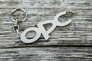 Keyring for Opel OPC INSIGNIA ASTRA ZAFIRA CORSA Decal Sticker