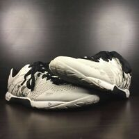 Reebok Crossfit CF74 Men's Size 7.5 White/Black Running Training Jogging Shoes