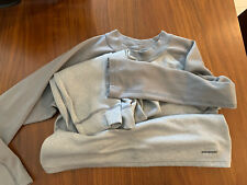PATAGONIA Thermals GREY Size 10 Boys