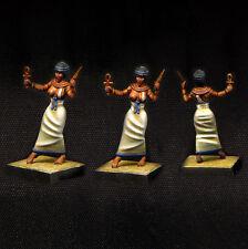 Egypt Tempel Priesterin Ägypten Pinup Brother Vinni´s Studio BVG34