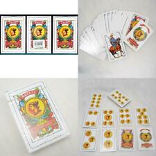 3 Decks Spanish Playing Cards Baraja Espanola 50 Naipes Tarot New...