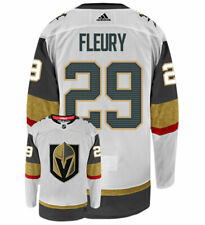 Marc-Andre Fleury Vegas Golden Knights Adidas Authentic Away NHL Hockey Jersey