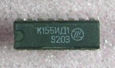 K155id1 Sn 74141 Ic Driver For Nixie Tubes