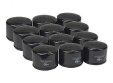 12 Pack Oil Filter, Briggs & Stratton Kohler Badboy Husqvarna JohnDeere Kawasaki