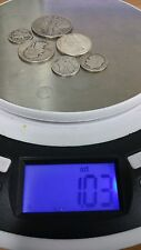 1 TROY Ounce 90% Silver Junk US Coins Free Shipping