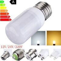 E12 E14 E27 B22 G9 GU10 7W 27 LED 5730 SMD CORN LIGHT LAMP BULB 12/24/220V