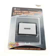 CANON EOS 1000D GGS LCD Protector de pantalla NUEVO