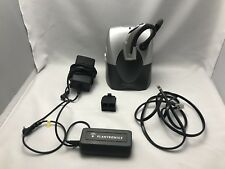 Plantronics Voyager 500A Base Ac Charger Bluetooth Earpiece + Accessories