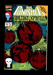 PUNISHER HOLIDAY SPECIAL 1 (9.8)  MARVEL (B058)