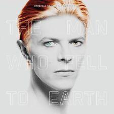 Various The Man Who Fell to Earth 2 X LP Vinyl UMC 2016