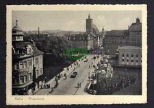 123787 AK Guben Neissebrücke Fotokarte1937 Landpoststempel Schloss Cr...