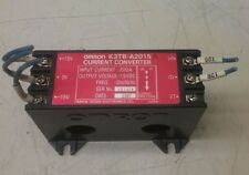 OMRON K3TB-A2015A CURRENT CONVERTER 200A_LC30-1ST