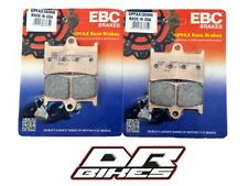 Yamaha FZ8 800 2010 - 2015 EBC GPFAX Front Brake Pads GPFAX380HH