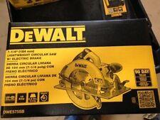 NO TAX NEW DEWALT DWE575SB 7-1/4-Inch Lightweight Circular Saw w/ Electric Brake