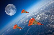 1/350 11cm Viaggiatore TIPO H Bounty Hunter astronave non verniciata resina kit modello