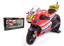 Minichamps Ducati Desmo GP11.2 'Ducati' MotoGP 2011 - Valentino Rossi 1/12 Scale