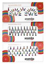 3 x HUGE BINDI PACK DIAMANTE CRYSTAL FESTIVAL GEM WEDDING  BRIDAL WEDDING TATTOO
