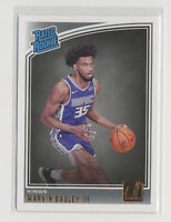 2018-19 Marvin Bagley III Panini Donruss Rated Rookie #168 Sacramento Kings