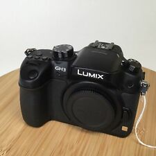 Panasonic GH3 Camera Body Used EX